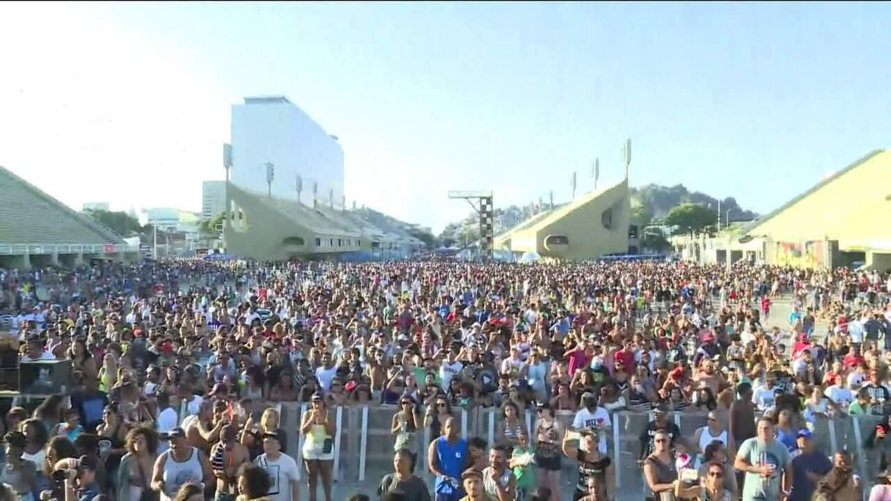 Festival de Funk leva mais de 200 atrações para o Sambódromo do Rio