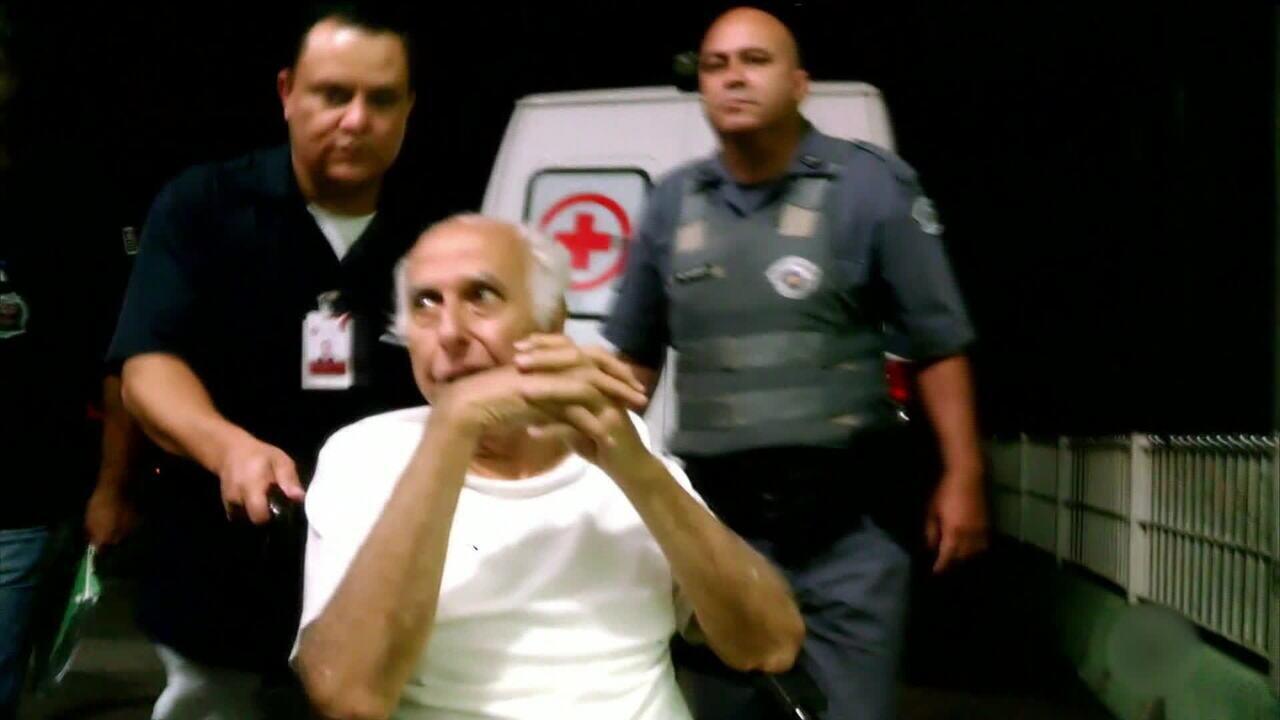 Roger Abdelmassih está em casa para cumprir prisão domiciliar