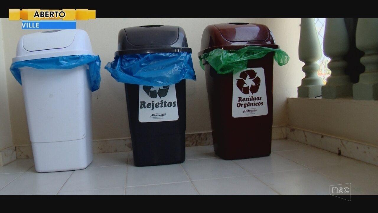 'Falando de Sustentabilidade': Família vive desafio de produzir menos lixo
