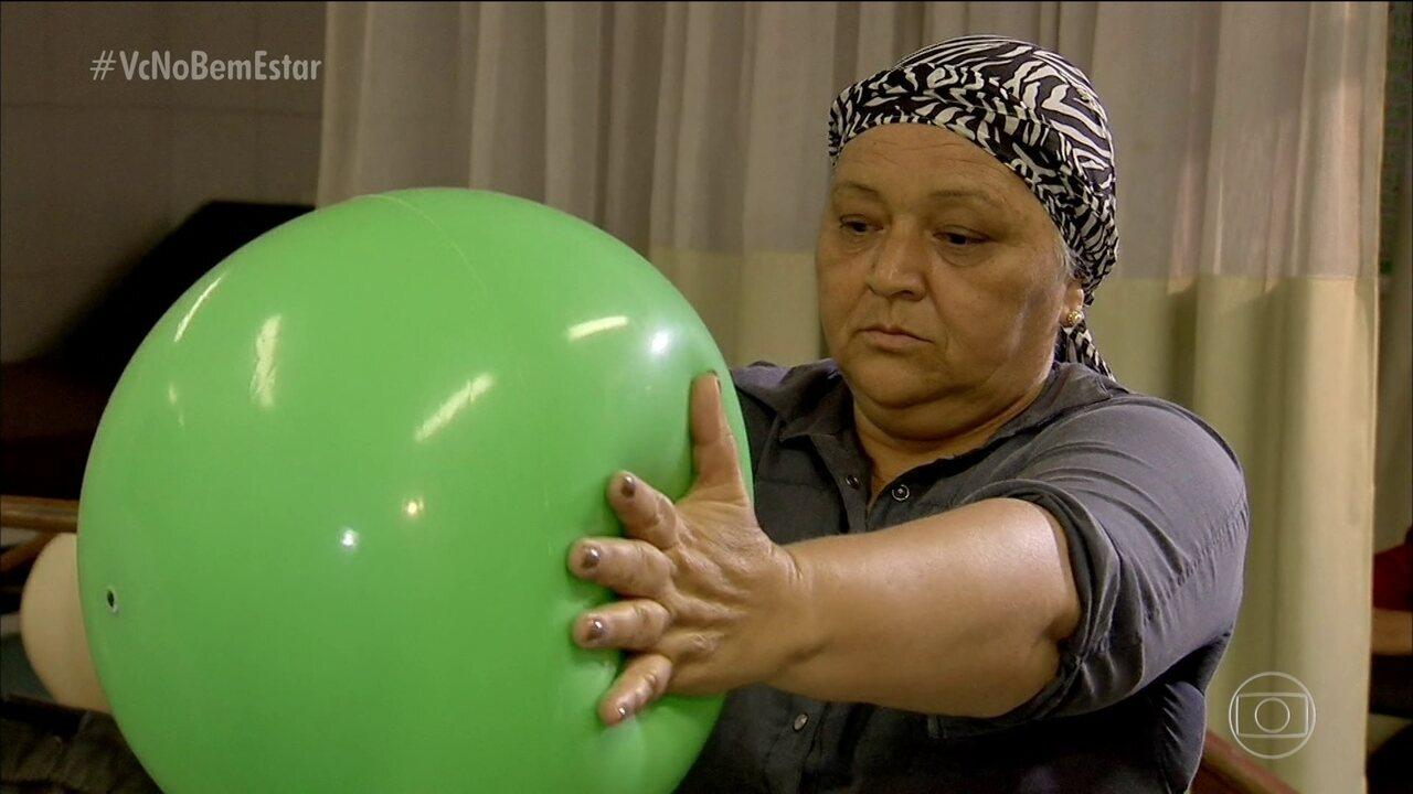 Fisioterapia pode ajudar na recuperação do câncer de mama