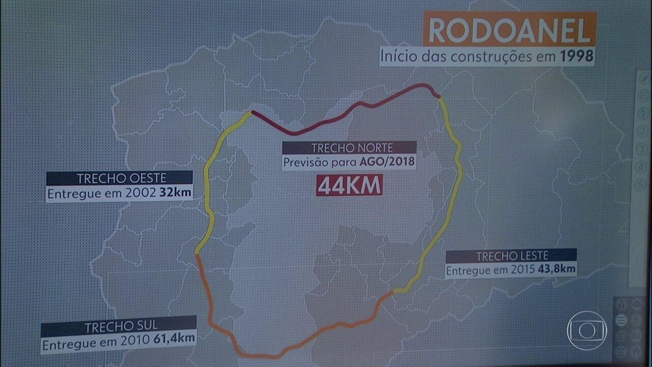 Estudo mostra que Rodoanel pode ter gerado sério problemas ambientais
