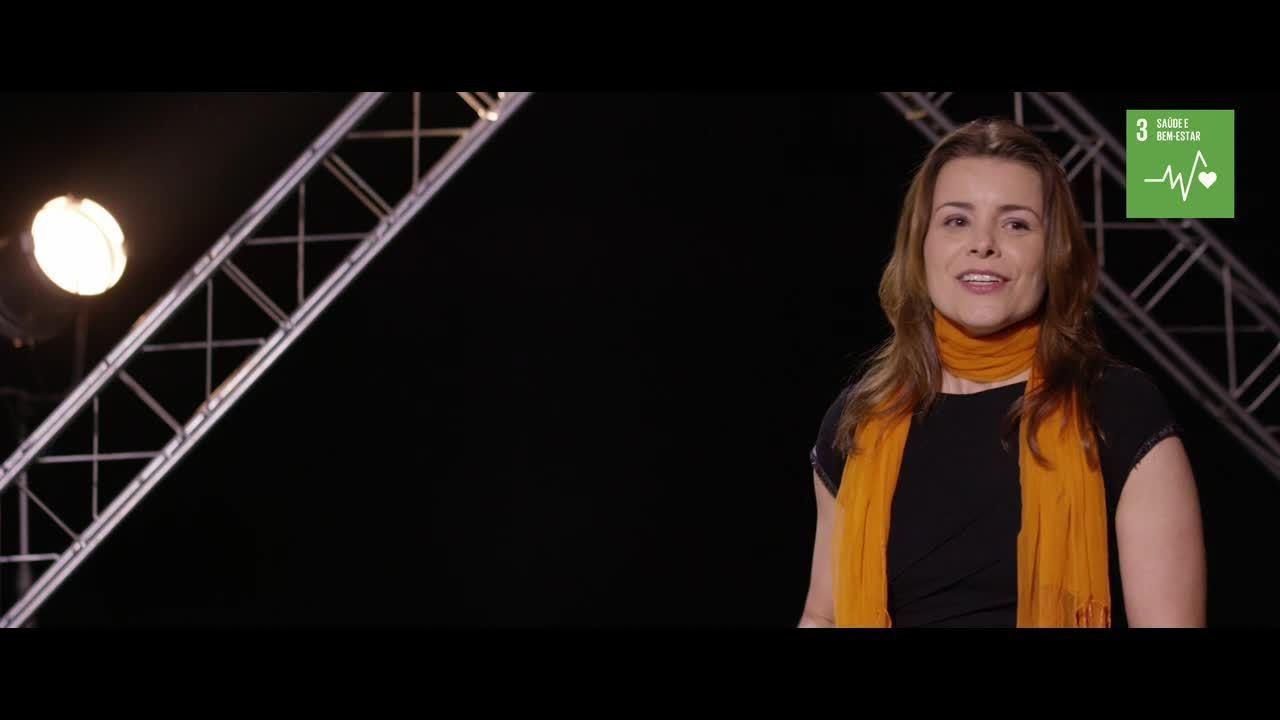 REP - Geração do Amanhã: Christiane Prado fala sobre a importância dos exercícios físicos