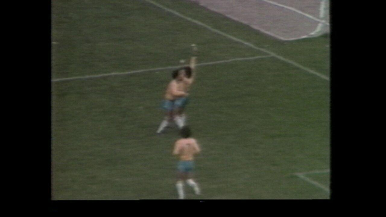Em 1981, Brasil vence a Bolívia em La Paz por 2 a 1 pelas Eliminatórias
