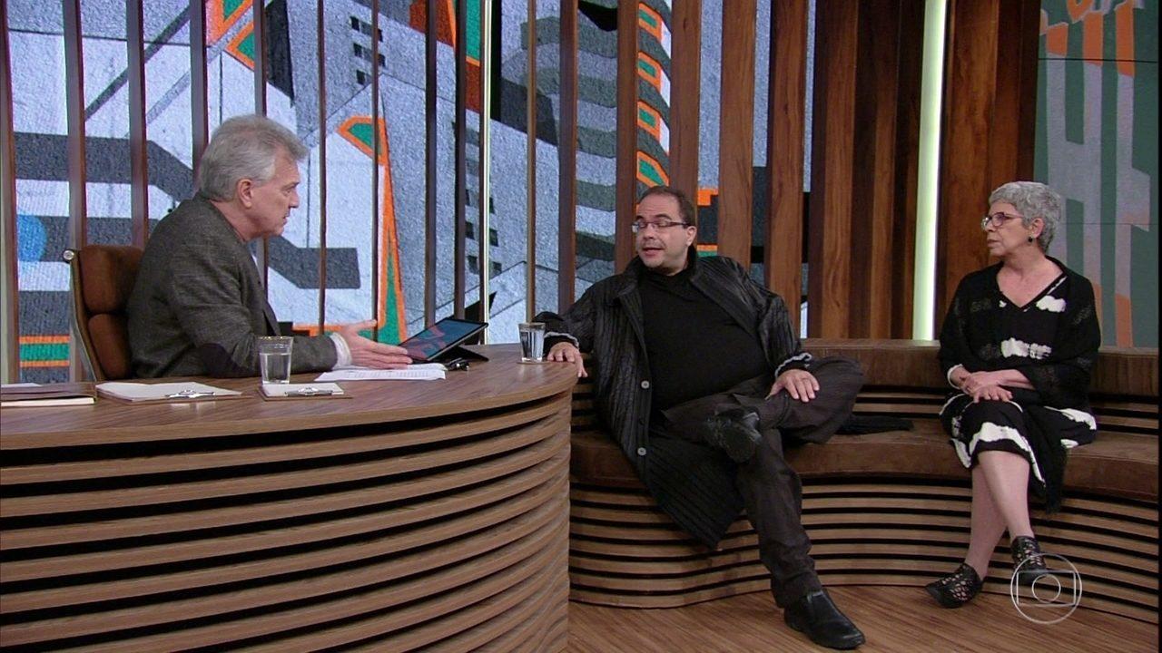 Rosely Sayão e Marcello Dantas falam sobre os cancelamentos de exposições de arte