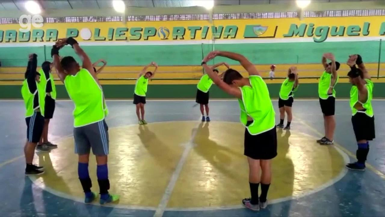 Pumas/São Joaquim do Monte se prepara para a estreia na 12ª Copa TV Asa Branca de Futsal