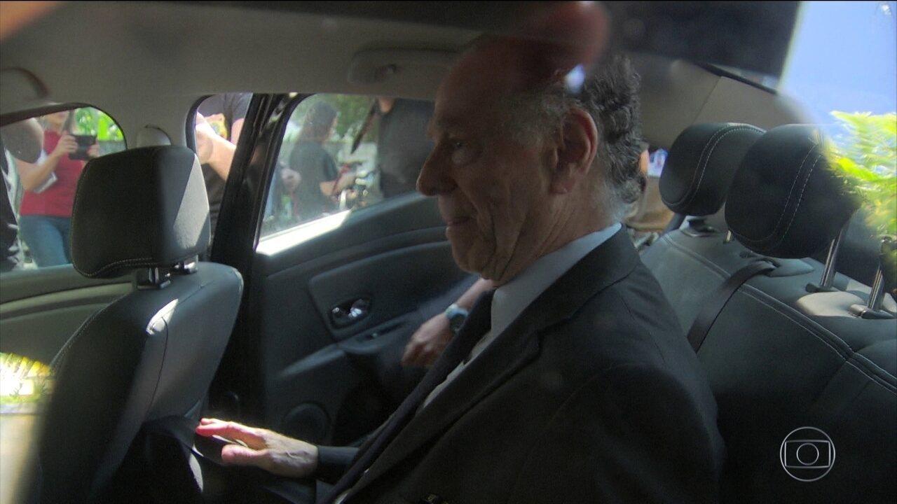 PF prende Nuzman, presidente do Comitê Olímpico do Brasil