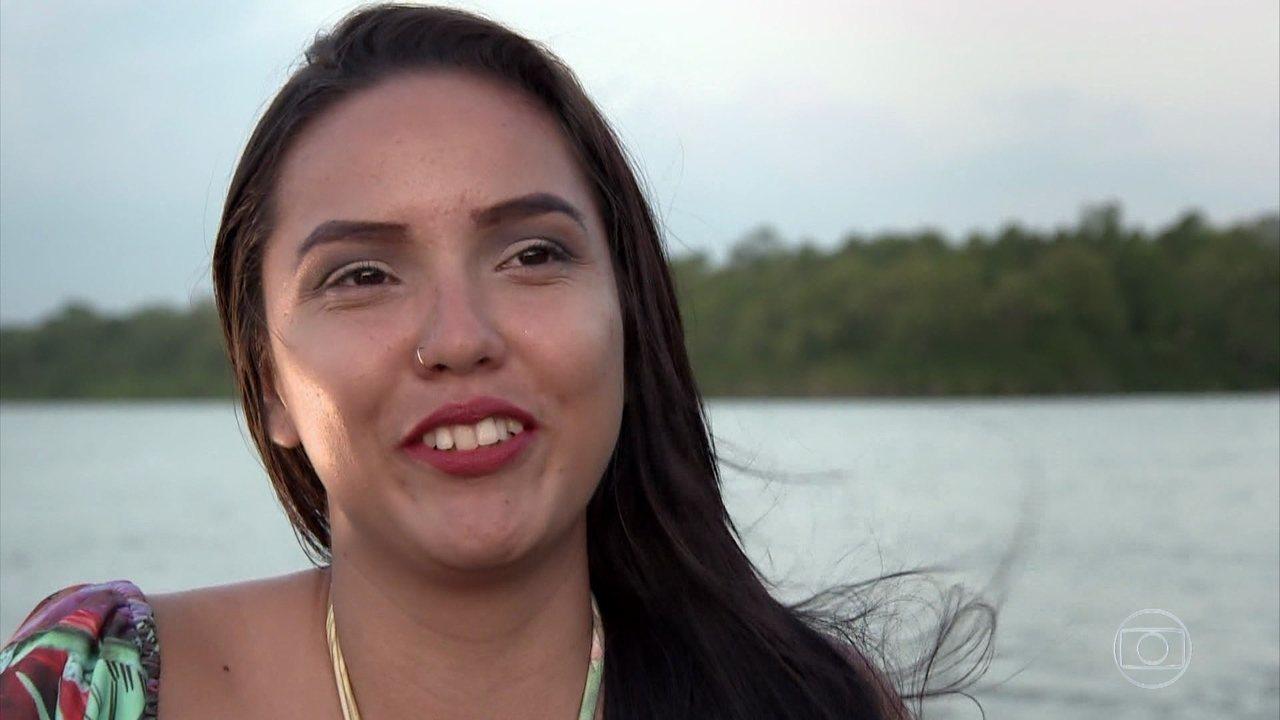 Conheça a participante Sinara Costa
