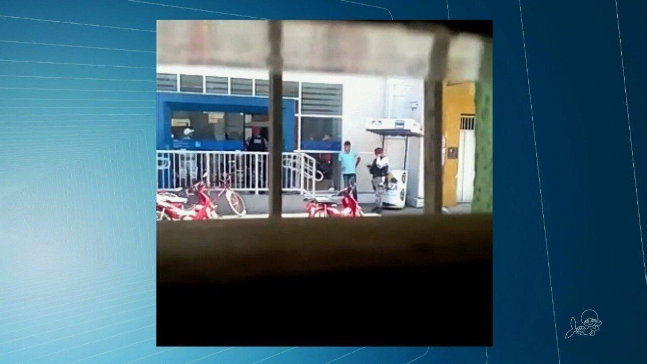 Polícia investiga crime na Caixa Econômica em Pacajus
