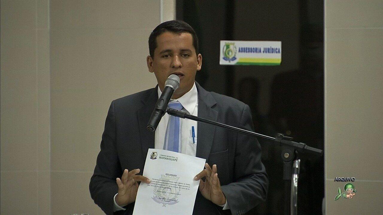 Justiça afasta presidente da Câmara de Maranguape