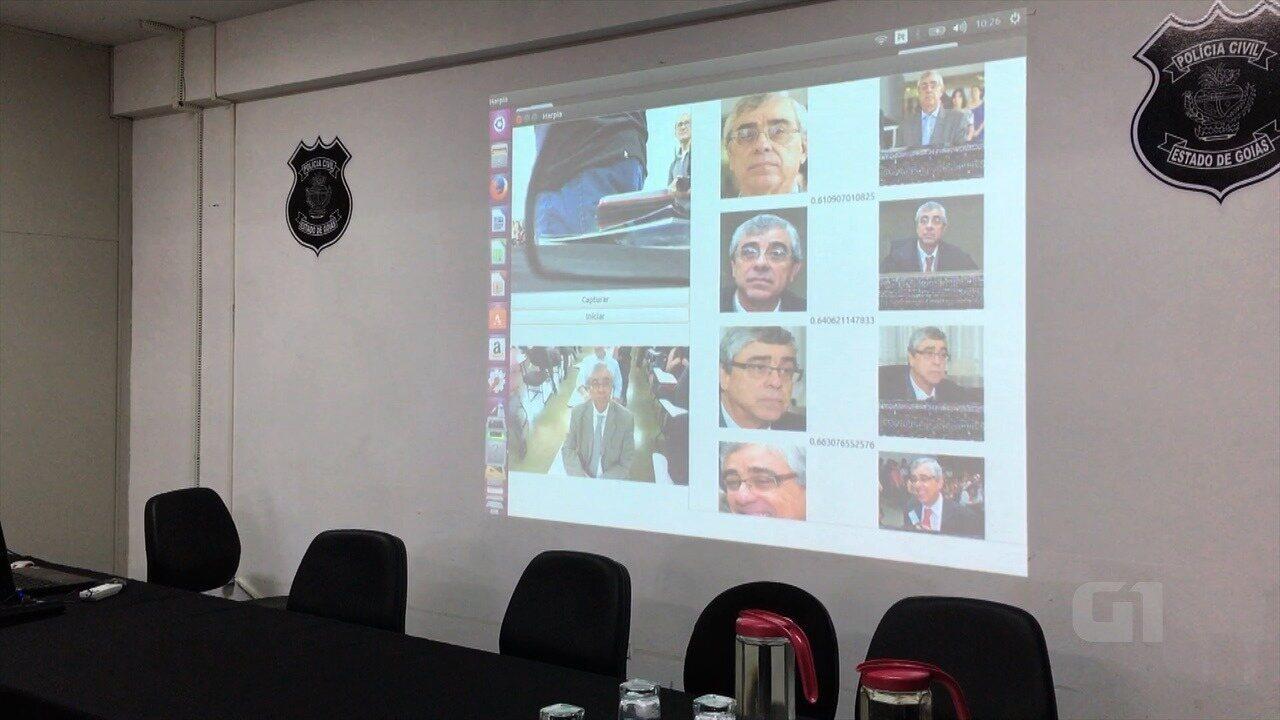 Programa de reconhecimento facial para ajudar a esclarecer crimes em Goiás