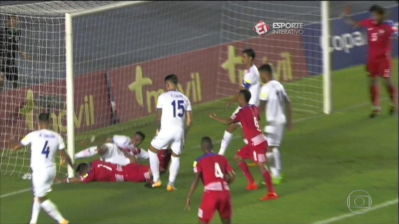 Panamá garante vaga na Copa, e Estados Unidos estão eliminados