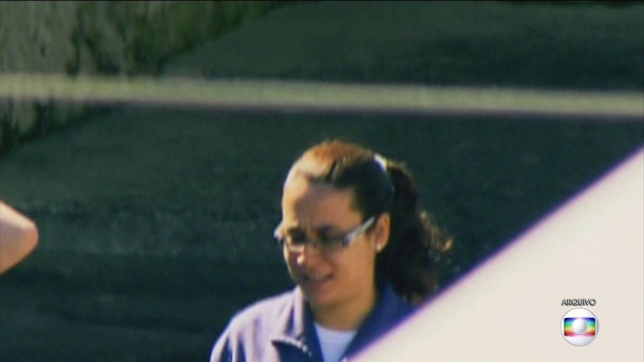 Anna Carolina Jatobá, madrasta de Isabela Nardoni, deixa a cadeia pela primeira vez