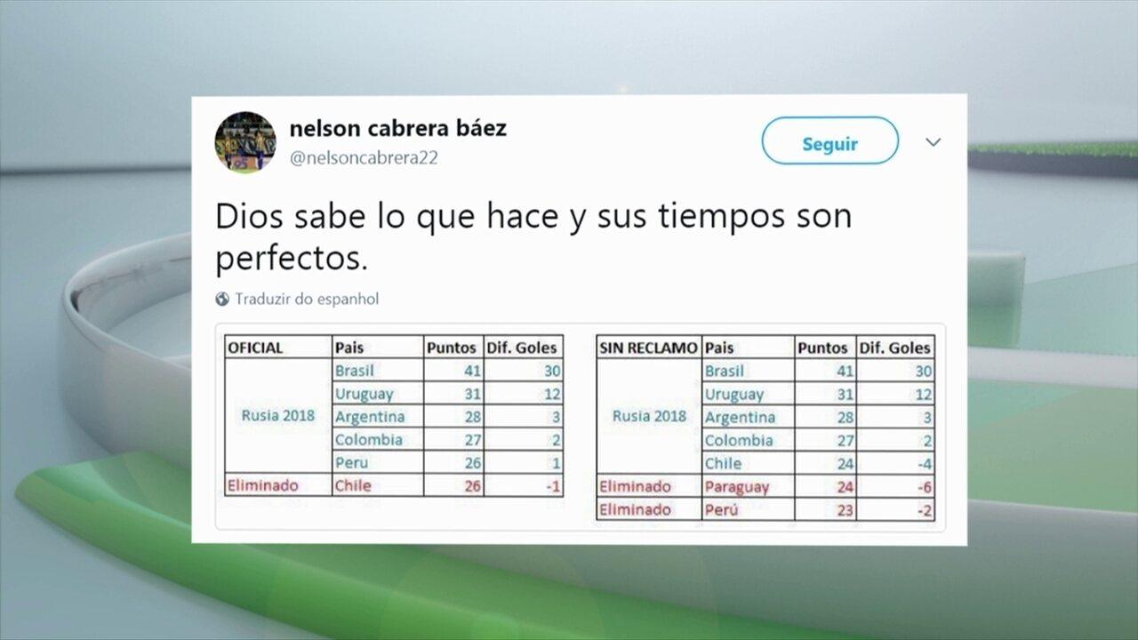 Zagueiro Boliviano Ironiza O Chile