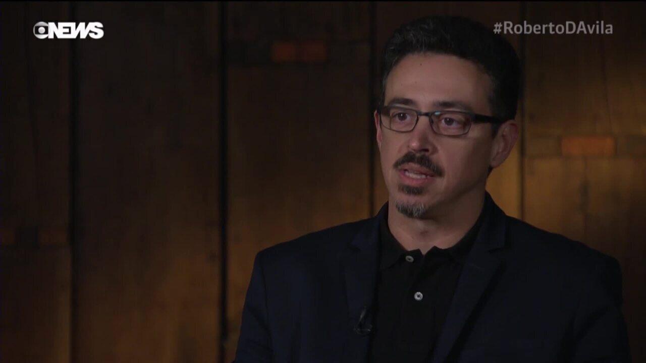 """""""Papel social da arte é ser território de questionamento"""", diz ministro da Cultura, Sérgio Sá Leitão"""