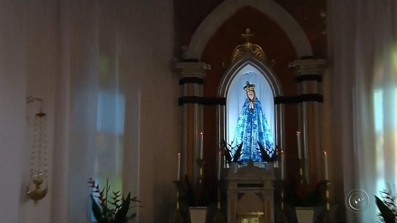 Segundo Santuário do Brasil de Nossa Aparecida tem imagem diferente da santa