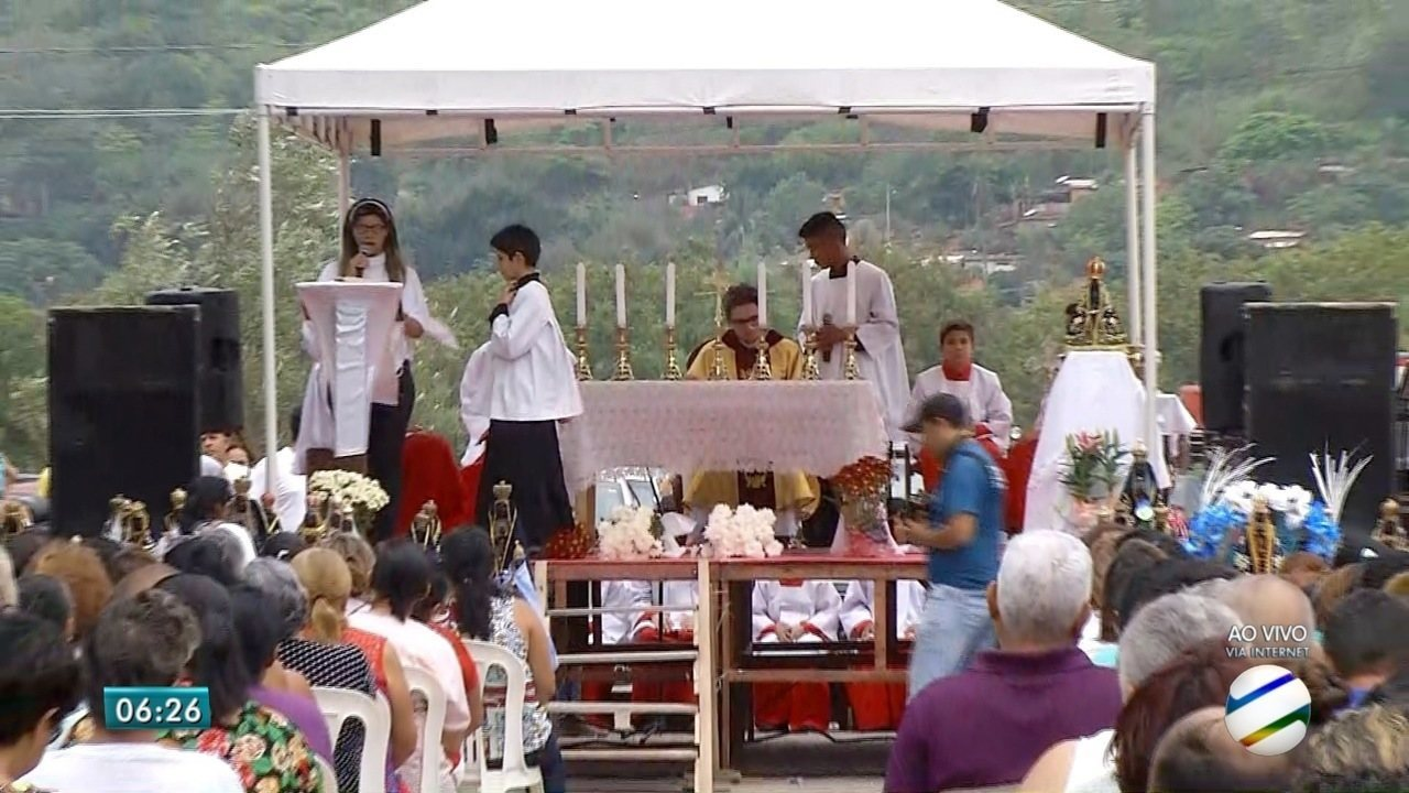 Comemorações à Padroeira do Brasil começam desde cedo em várias cidades de MS