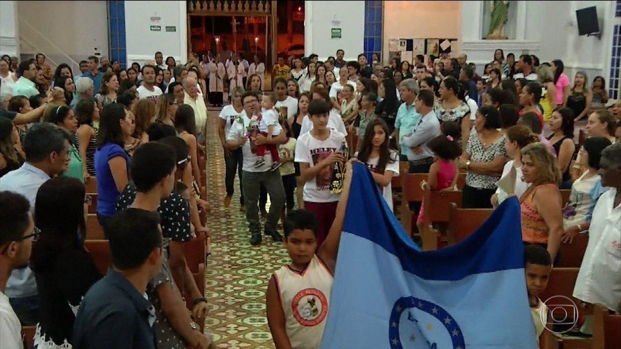 Crianças de Janaúba são homenageadas nessa quinta-feira (12)