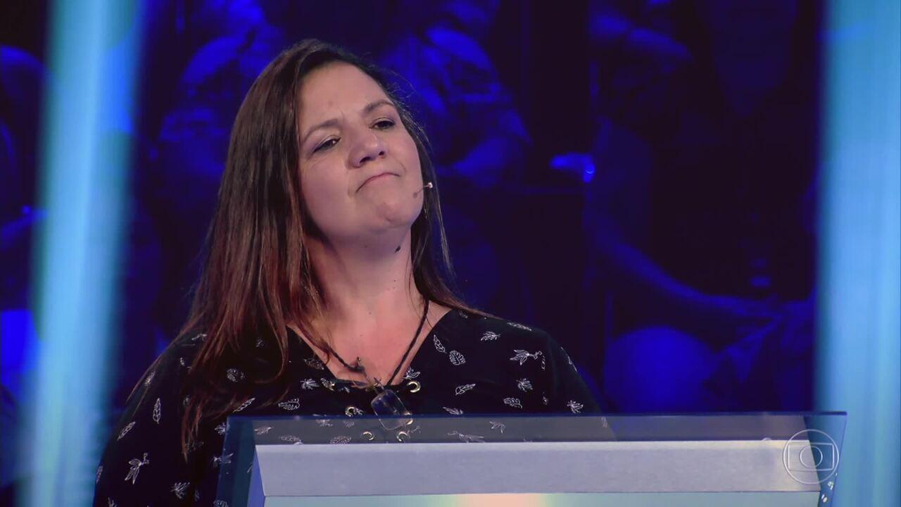 Susana arrisca chute por prêmio alto
