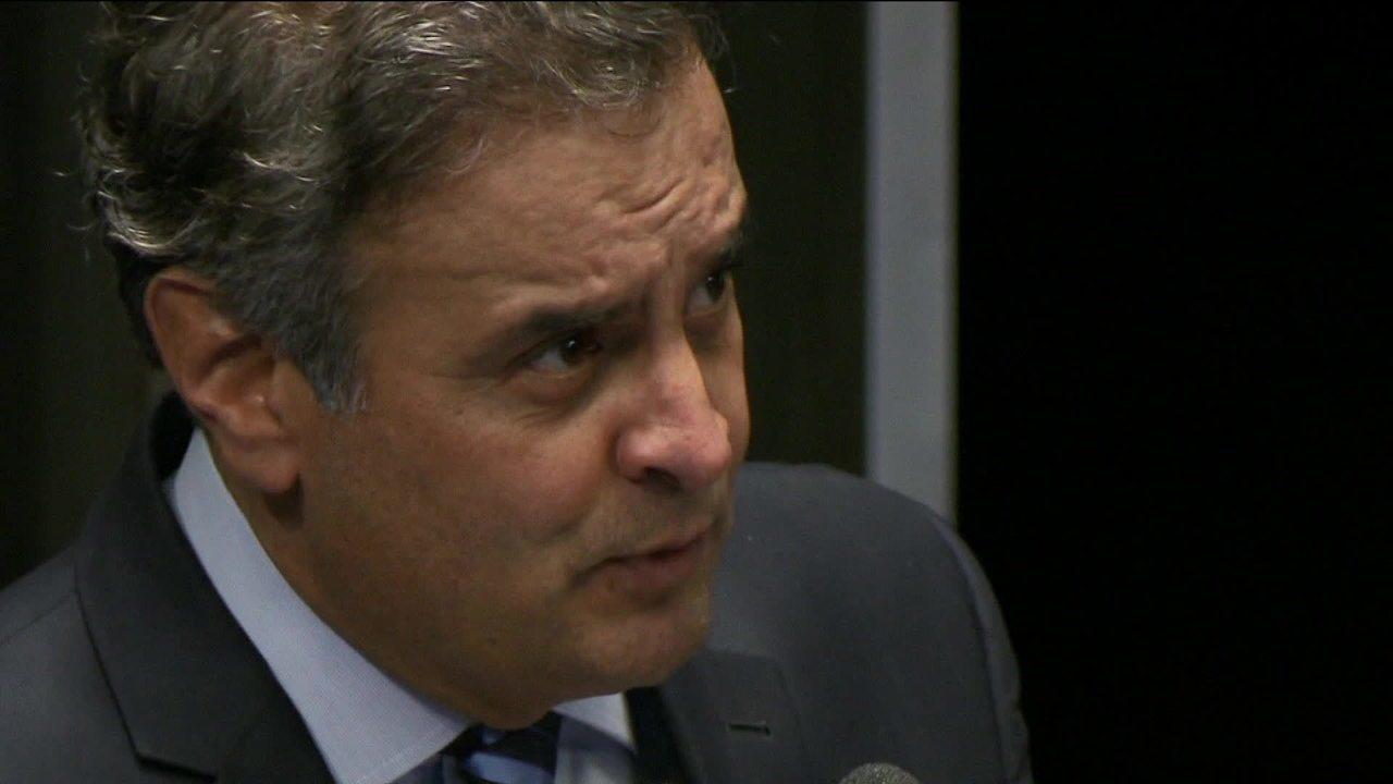Liminar proíbe Senado de fazer votação sigilosa em sessão que decide afastamento de Aécio