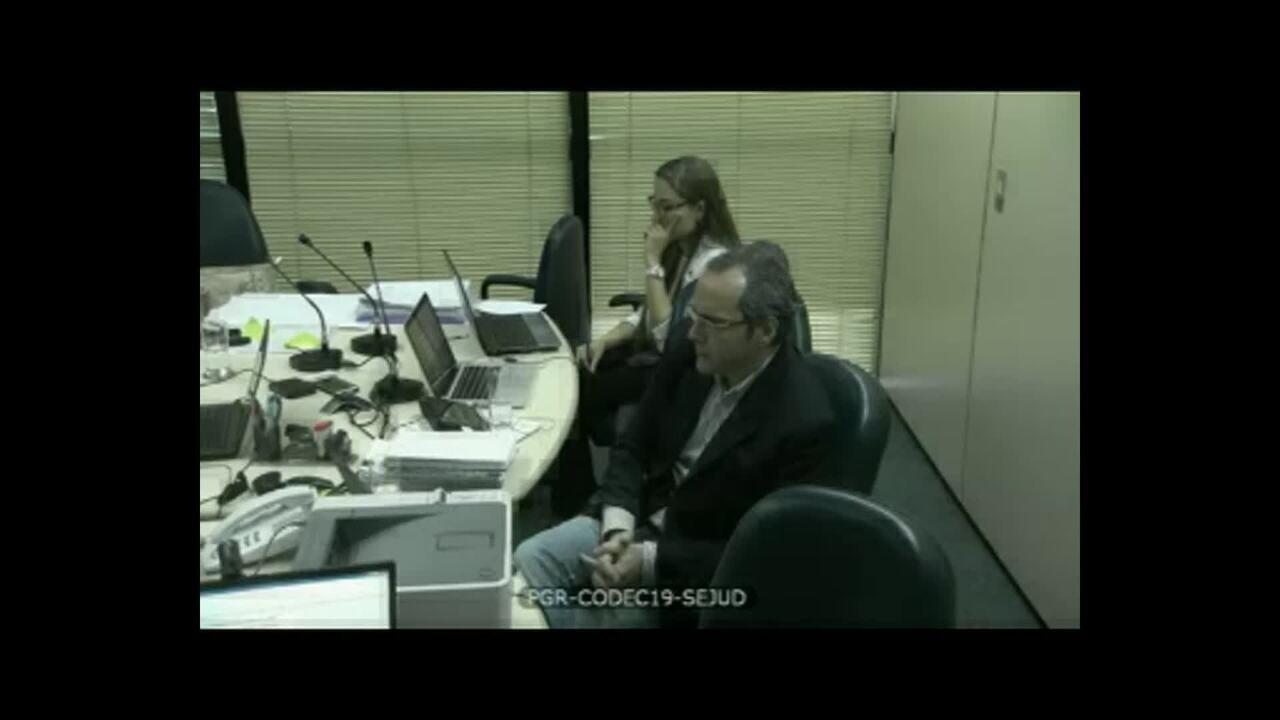 Funaro diz que Antônio Andrade foi nomeado por Cunha e Henrique Alves para Agricultura
