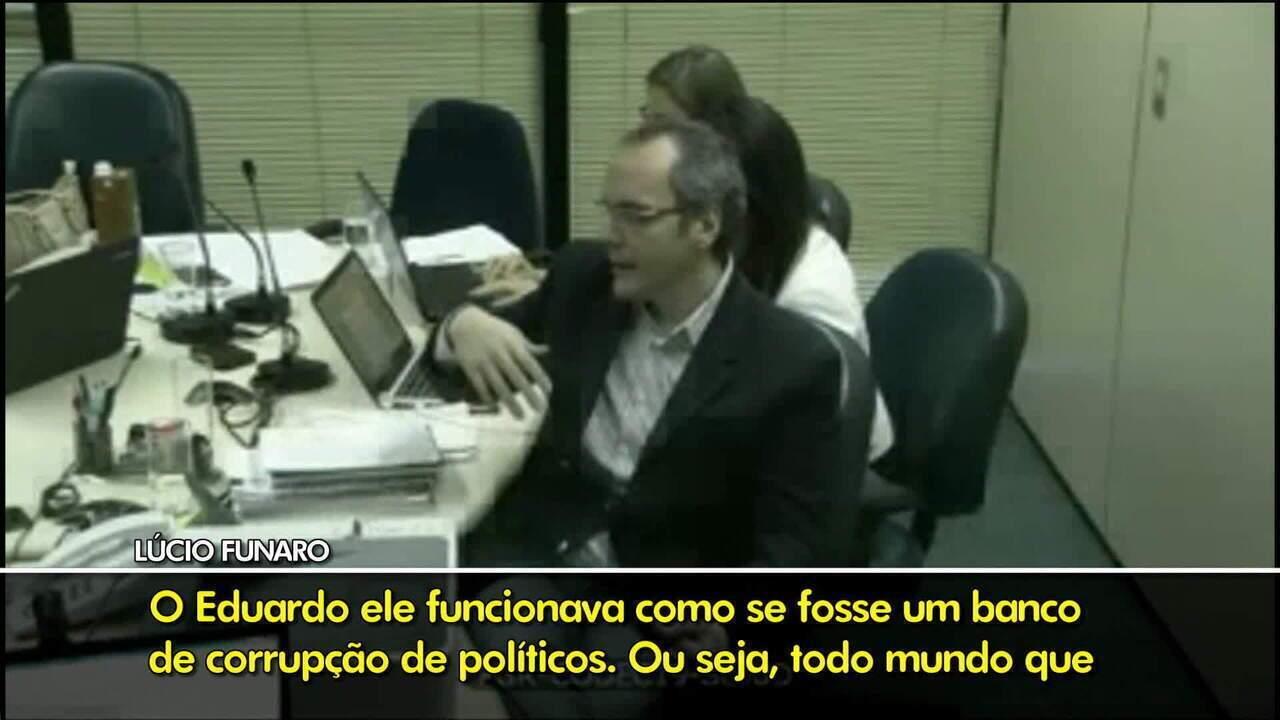 Funaro conta como a JBS pagou para fortalecer Eduardo Cunha na Câmara dos Deputados