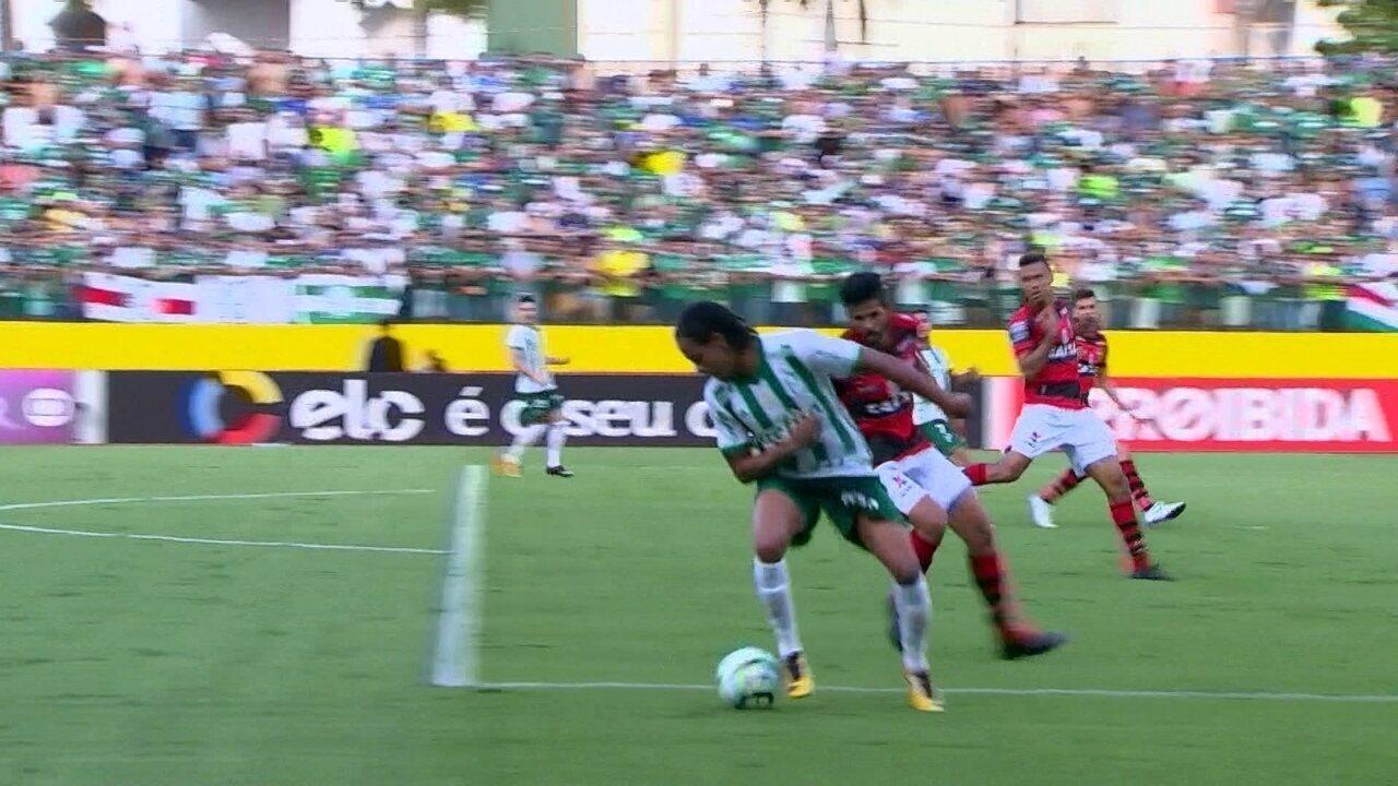 Melhores momentos de Atlético-GO 1 x 3 Palmeiras pela 28ª rodada do Brasileirão 2017