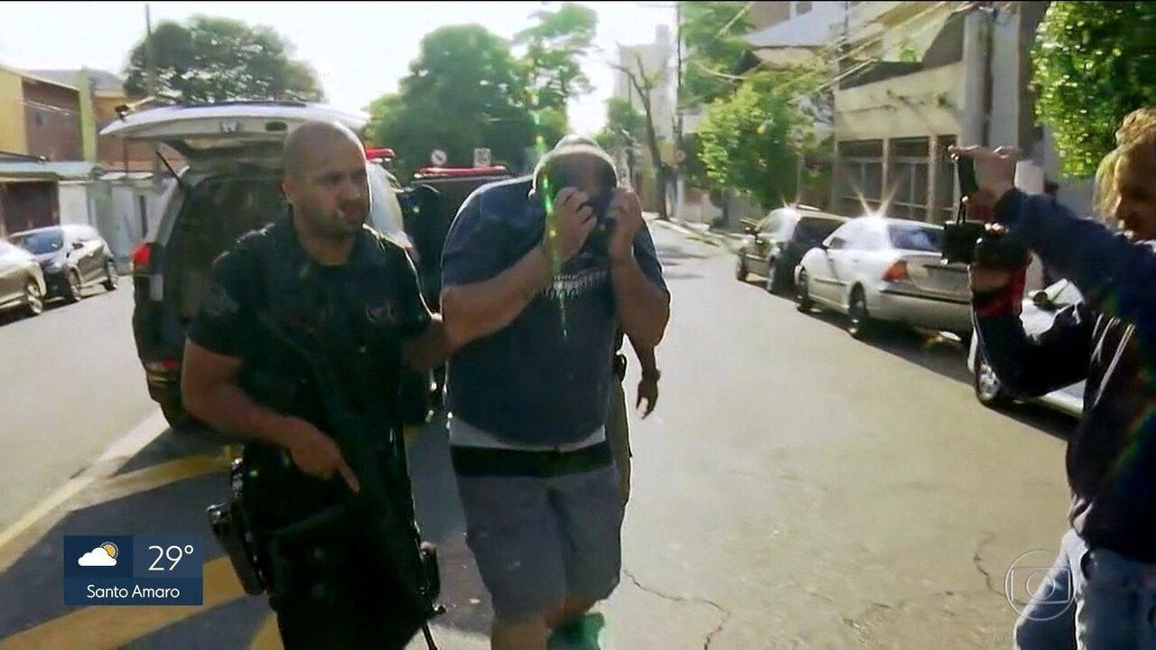 Traficantes de drogas presos em SP mandavam armas para o RJ