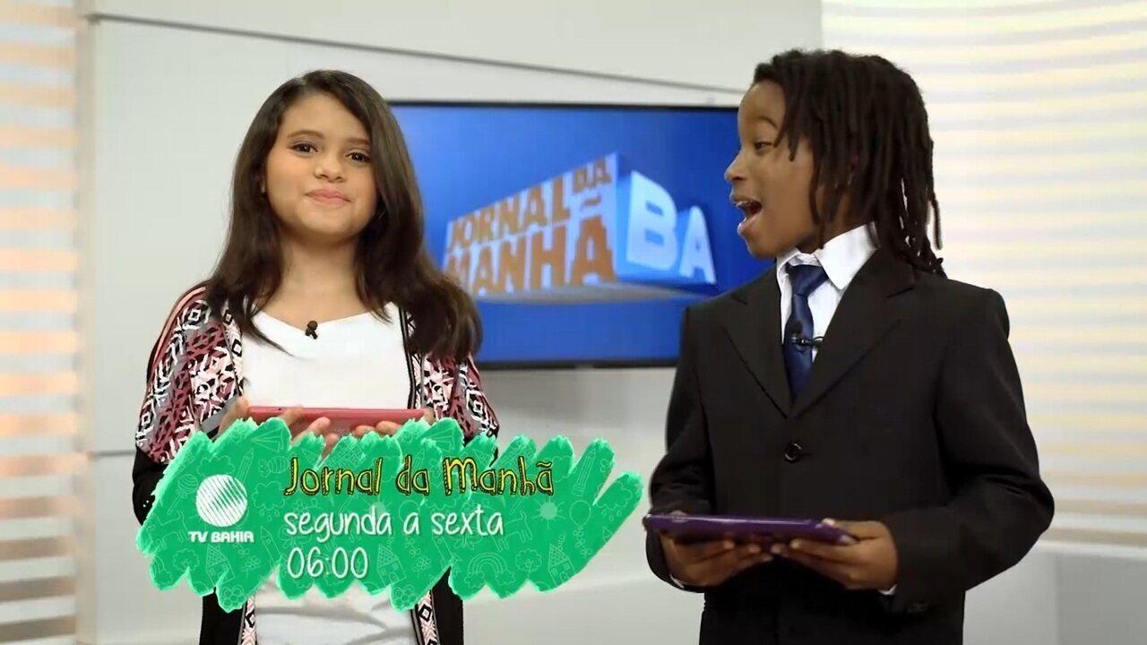 Campanha exibida na TV Bahia