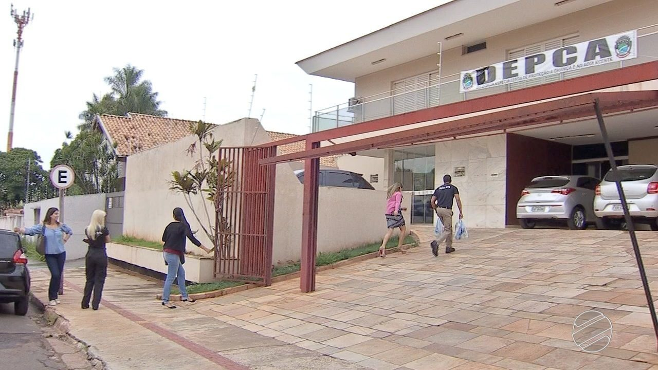 Dois são presos por pedofilia em Campo Grande durante operação da polícia