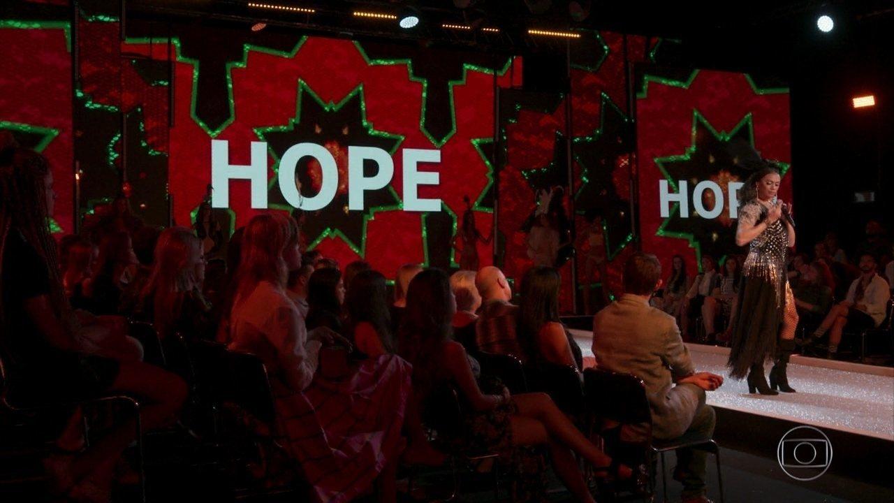 Hope em A Força do Querer 2
