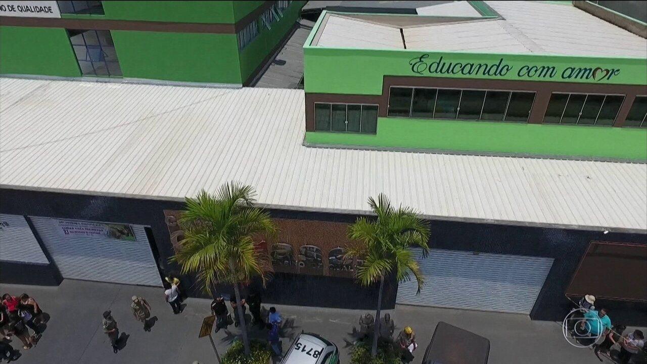 Juiza determina internação provisória do atirador de Goiás por 45 dias