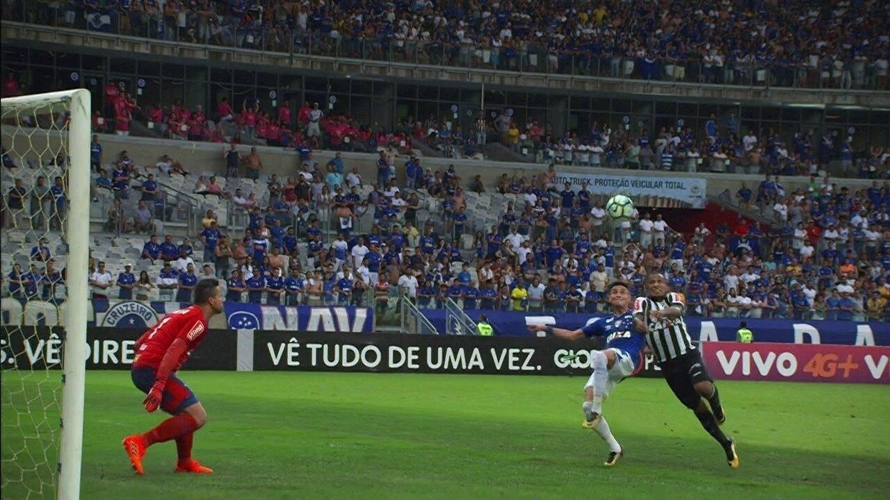 Melhores momentos de Cruzeiro 1 x 3 Atlético-MG pela 30ª rodada do campeonato Brasileiro