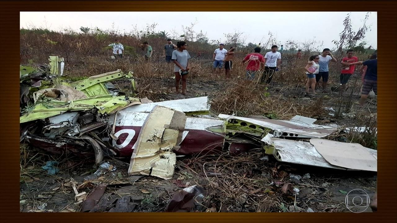 Acidente com avião monomotor deixa cinco mortos no Pará