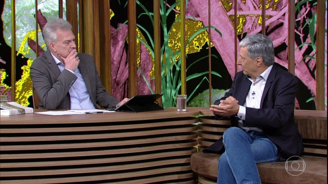"""Jorge Caldeira fala sobre o livro """"História da Riqueza no Brasil"""""""