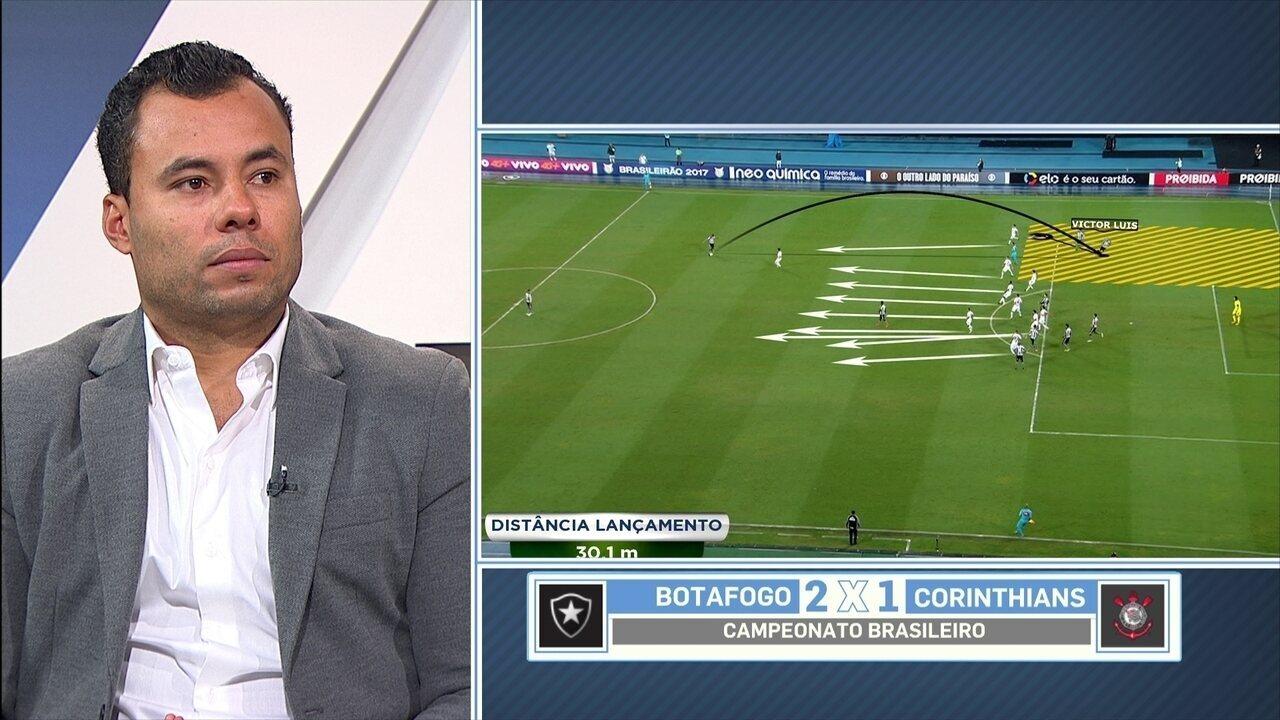 Jair Ventura comemora boa fase do Botafogo: