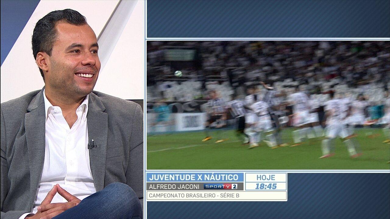 Jair Ventura admite que times jogam para não tomar gol:
