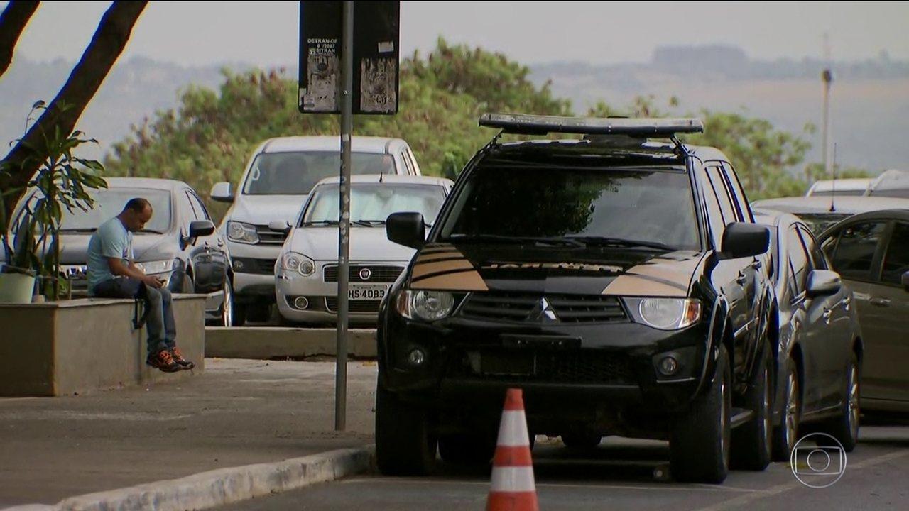 PF faz desdobramento de operação que prendeu o ex-ministro Henrique Eduardo Alves