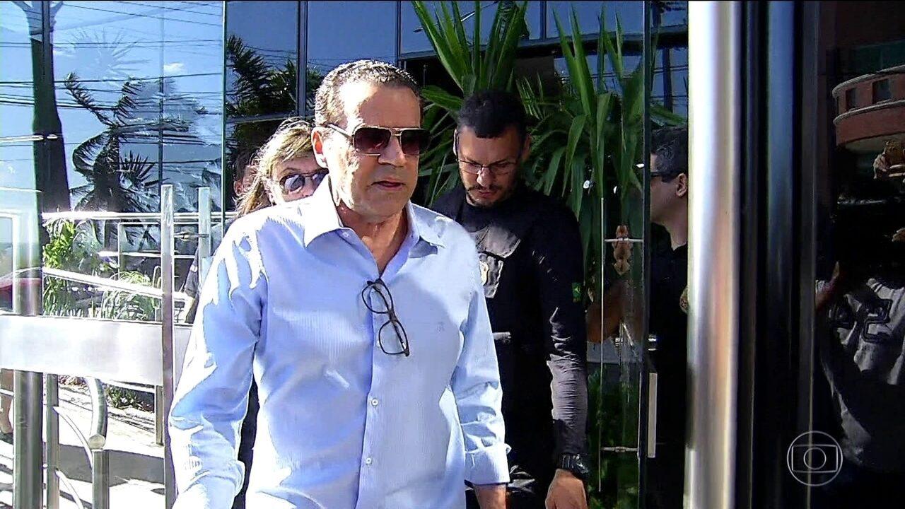PF prende assessores de ex-ministro em ação contra lavagem de dinheiro