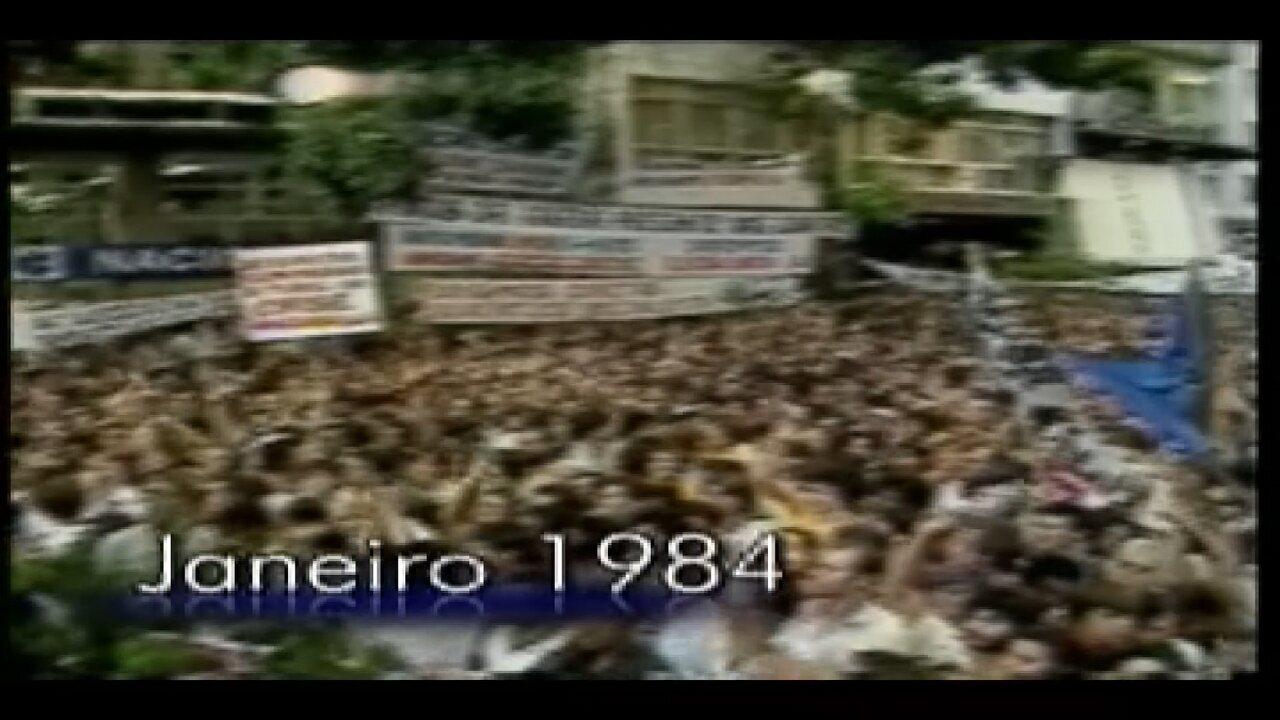 Memória RPC | 1984 | O movimento Diretas Já em Curitiba