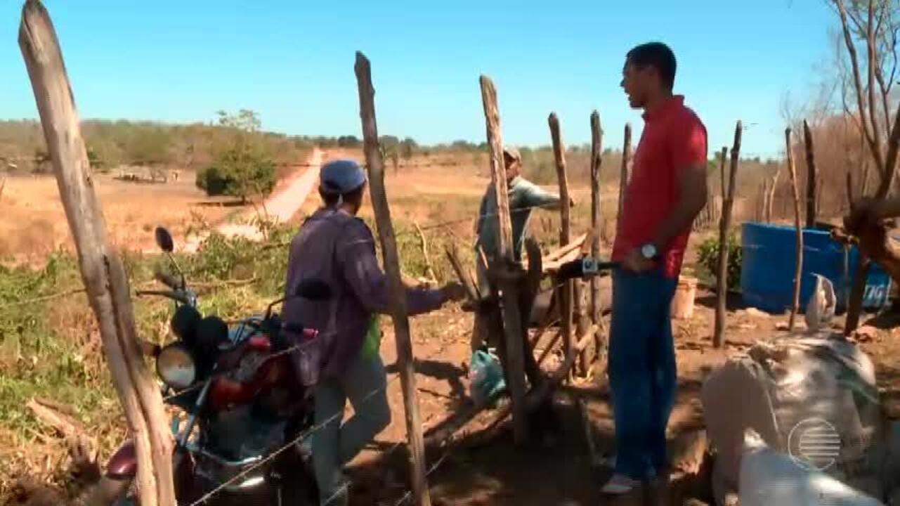 Famílias do campo são quem mais sofrem com incêndios e queimadas