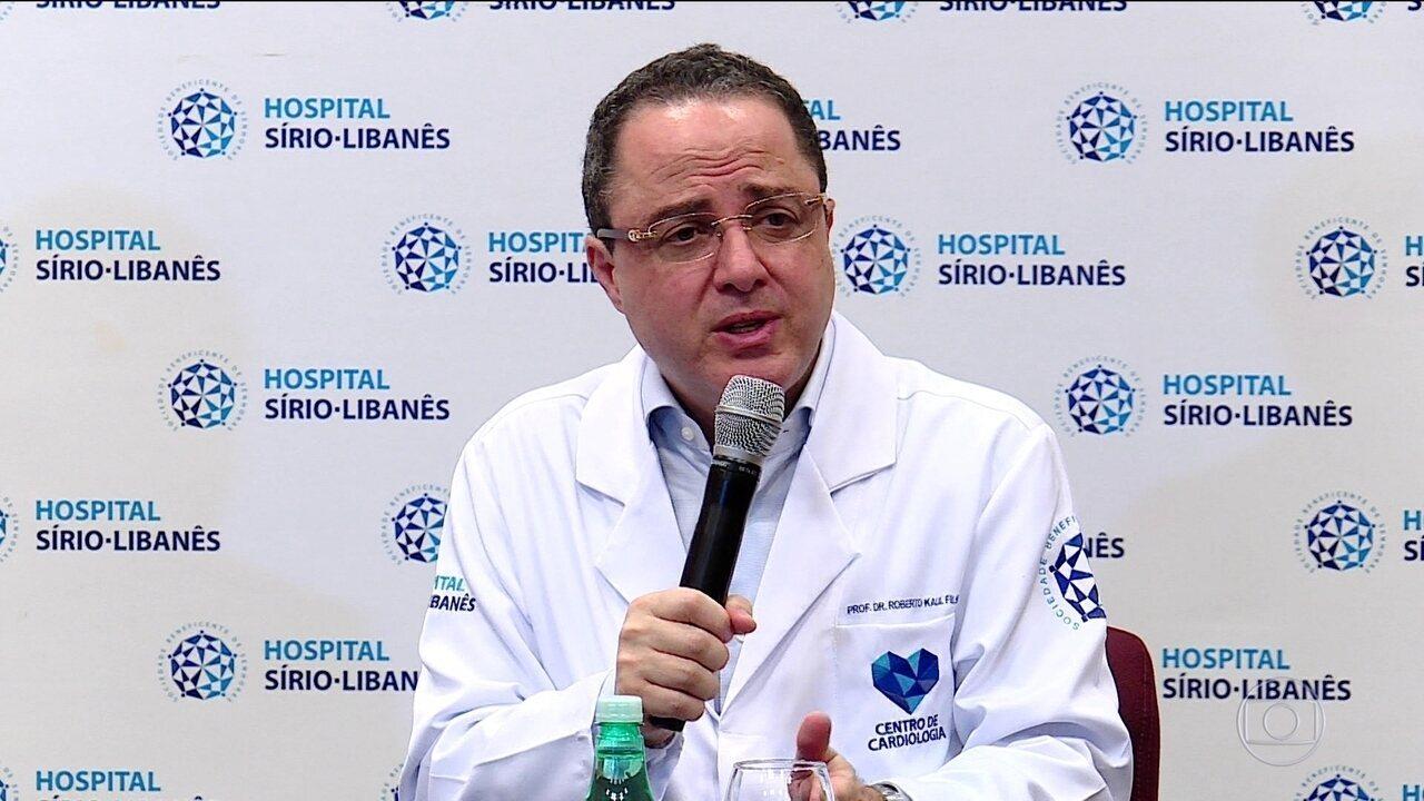 Temer é submetido a cirurgia para diminuir o tamanho da próstata