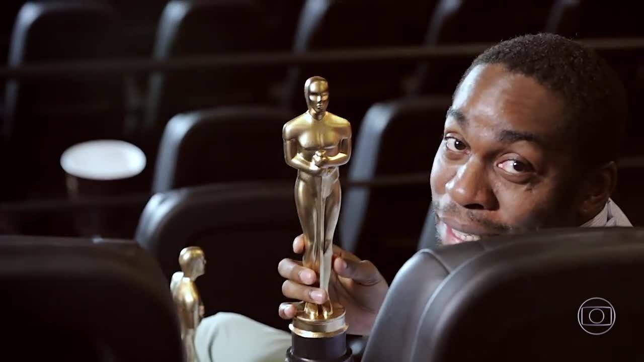 Lázaro Ramos no Oscar