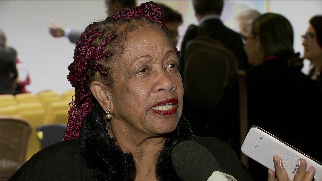 Ministra cita trabalho escravo ao reivindicar vencimentos de R$ 61 mil