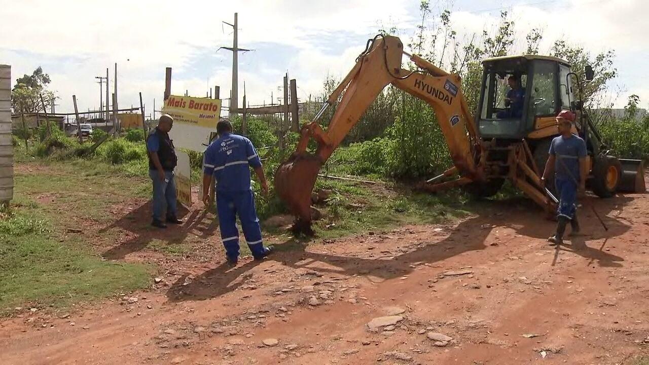 Resultado de imagem para Polícia Civil faze operação para acabar com ligações clandestinas de água em Santa Maria