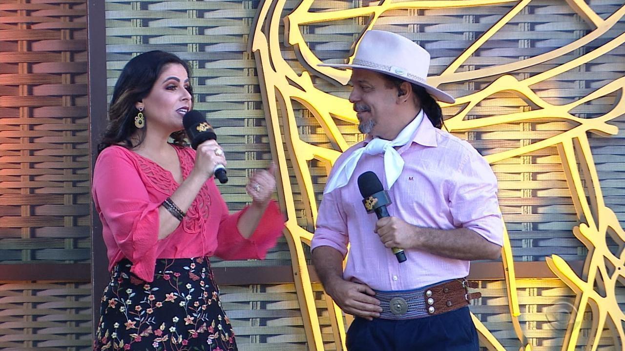 Machado & Marcelo e Daniel Torres cantam no 'Galpão Crioulo' (bloco 2)
