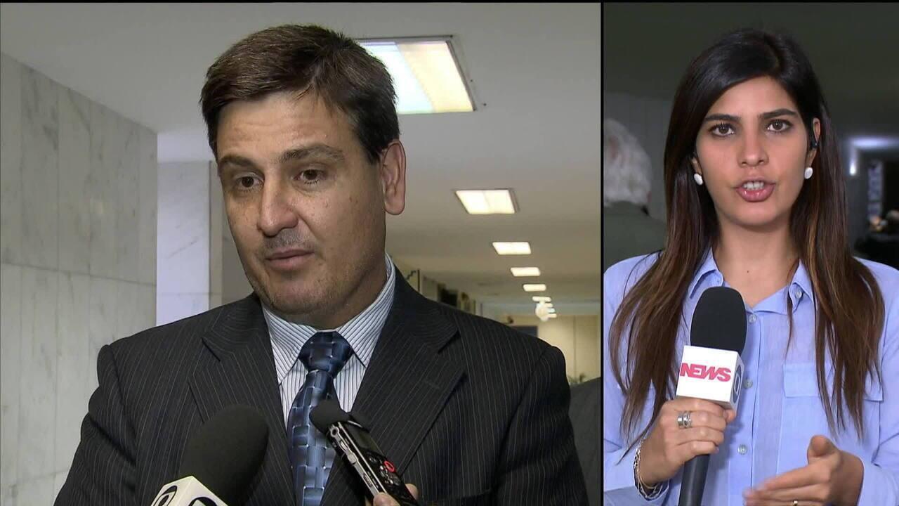 Sarney fez lobby por novo diretor da PF em encontro com Temer