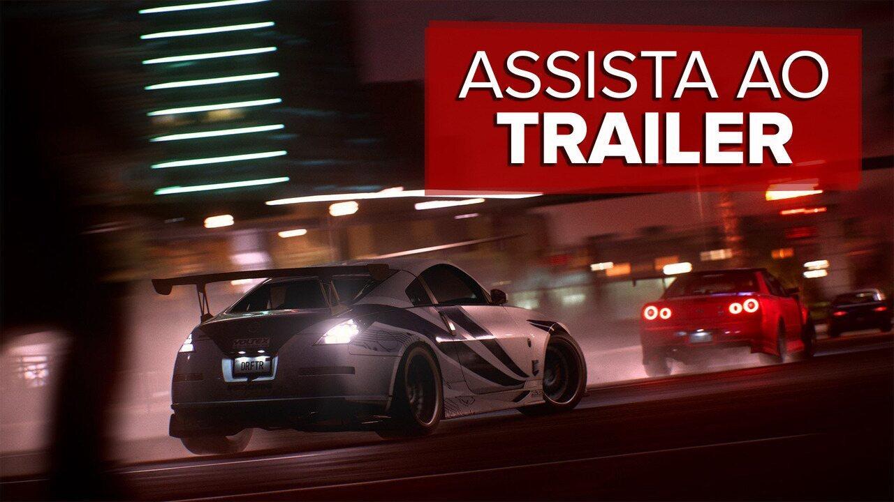 Veja o trailer de lançamento de 'Need for Speed Payback'
