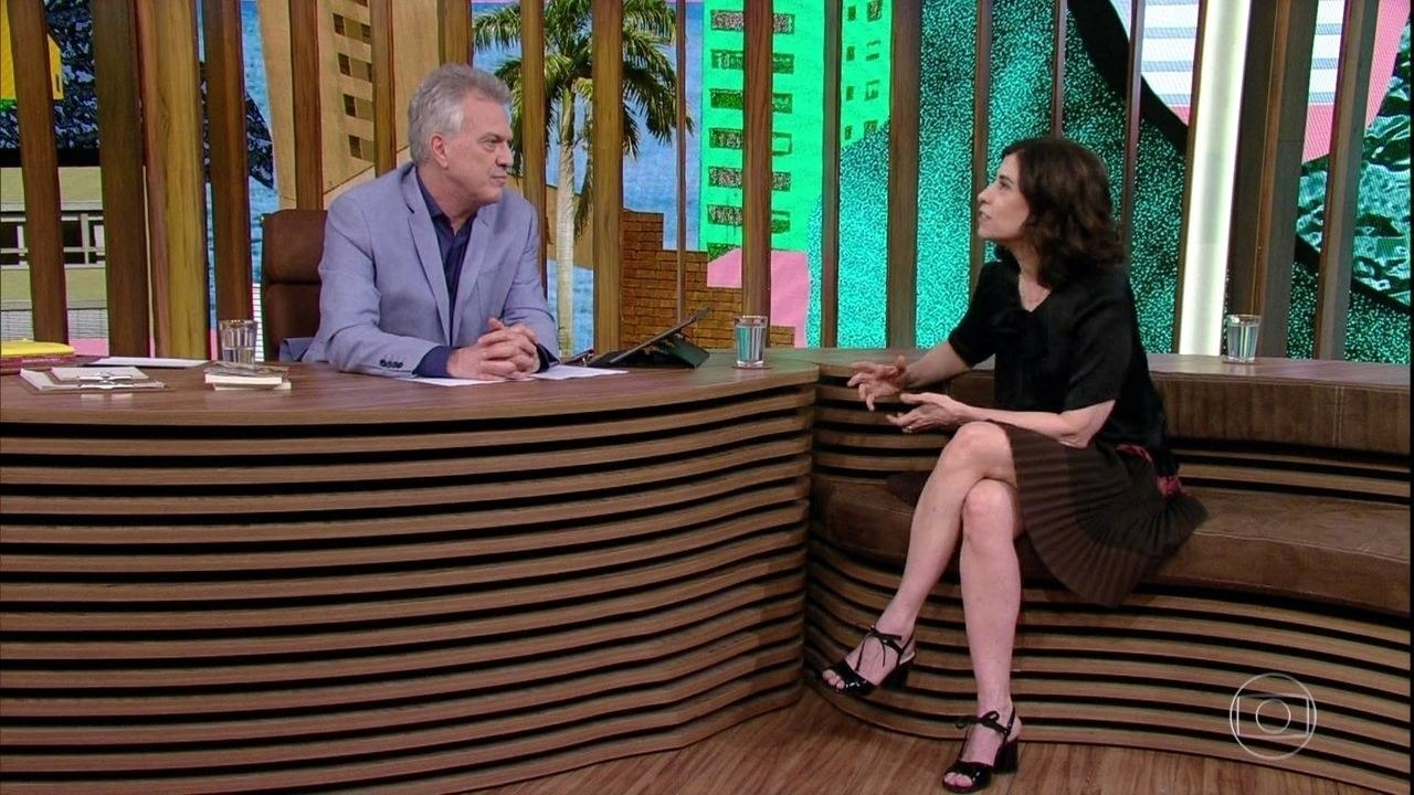 Fernanda Torres explica como foi convidada para fazer a Vani de 'Os Normais'