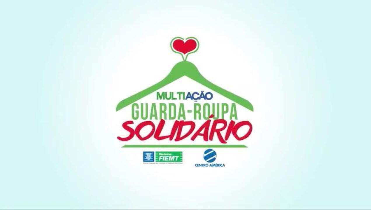Campanha Guarda-roupa Solidário - Multiação