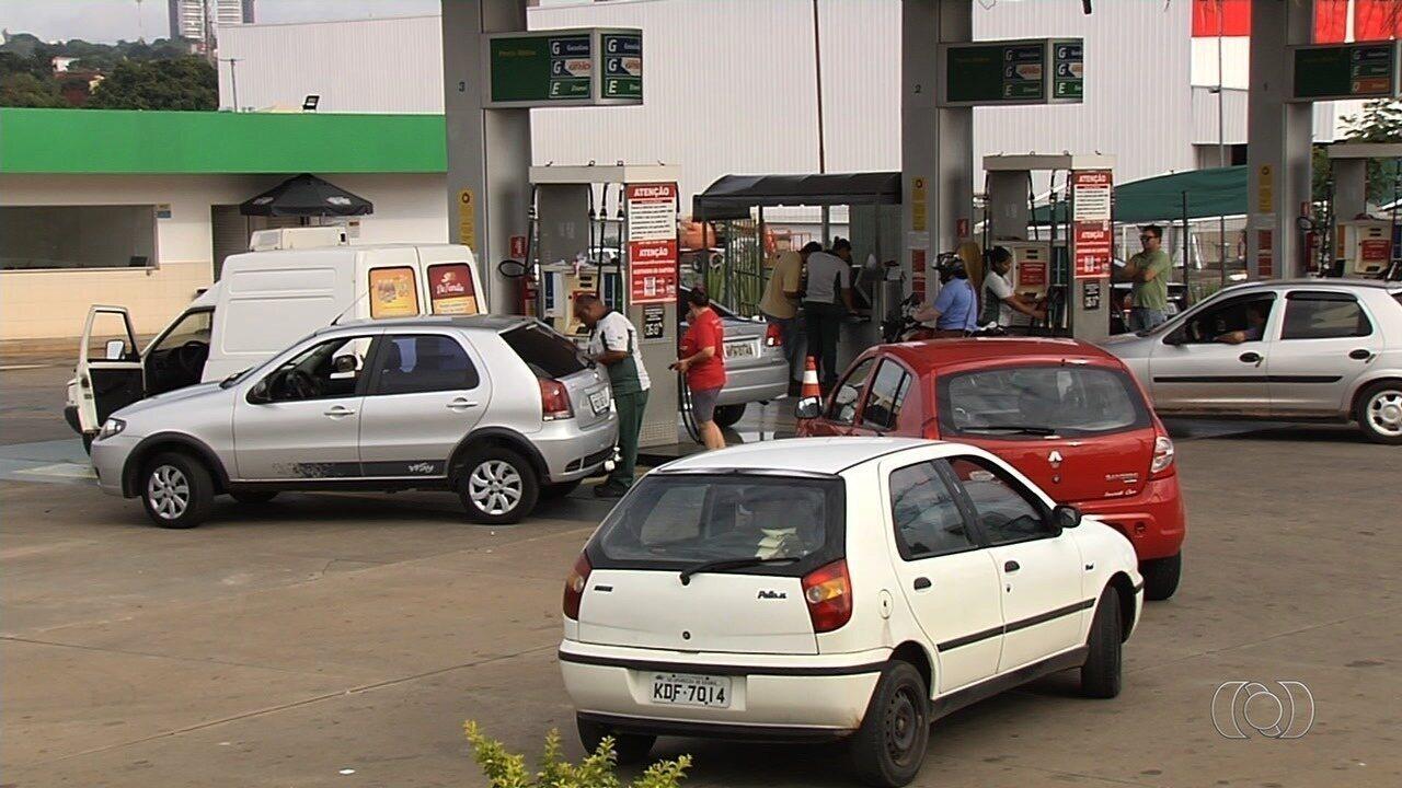 Valor médio da gasolina em Goiânia é o mais caro entre as capitais, aponta ANP